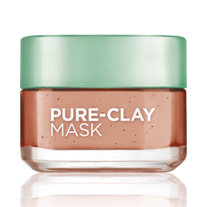 L'Oréal Paris Pure-Clay Exfoliate & Refining Face Mask