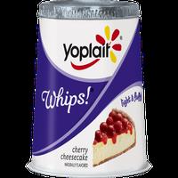 Yoplait® Whips Cherry Cheesecake Lowfat Yogurt Mousse