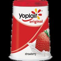 Yoplait® Original Strawberry Low Fat Yogurt