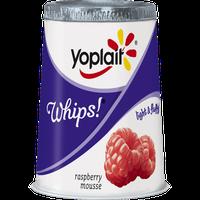 Yoplait® Whips! Raspberry Lowfat Yogurt Mousse