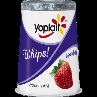 Yoplait® Whips! Strawberry Mist Lowfat Yogurt Mousse