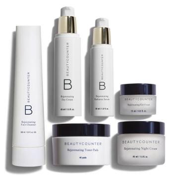 Beautycounter Countertime Rejuvenating Collection