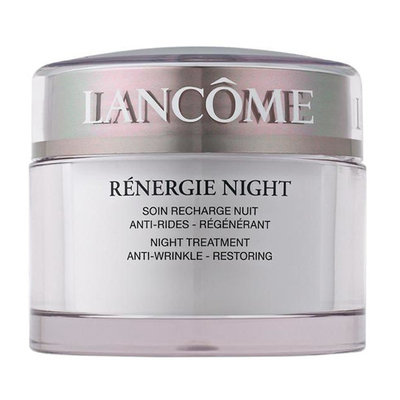 Lancôme Rénergie Night Cream Anti-Wrinkle Restoring Night Moisturizer