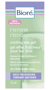 Bioré Renew Cooling Eye Gel