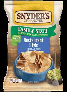 Snyder's Of Hanover Restaurant Style Tortilla Chips