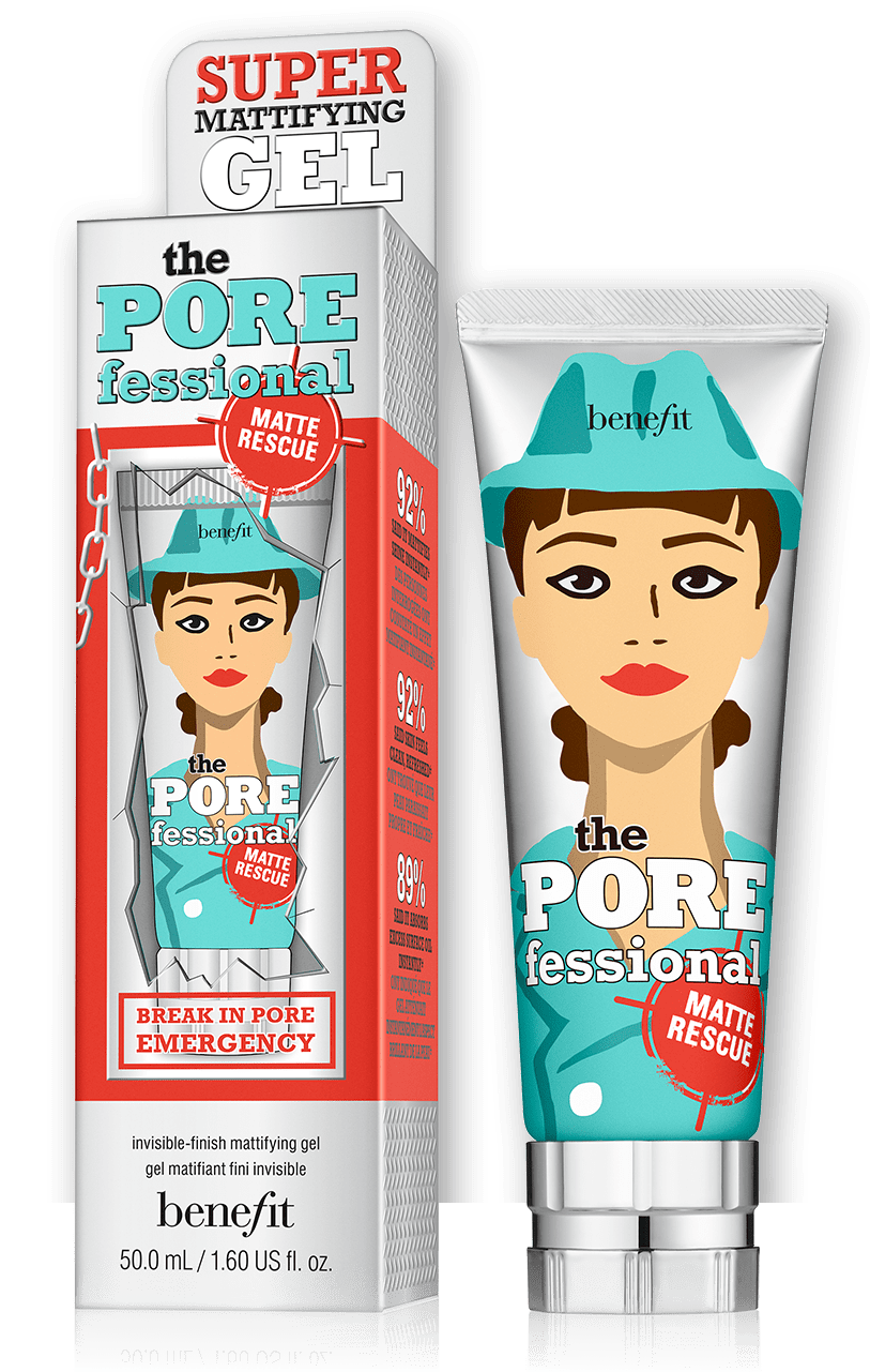 Benefit Cosmetics The POREfessional: Matte Rescue Gel