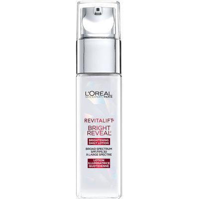 L'Oréal Paris Revitalift Bright Reveal SPF 30 Moisturizer