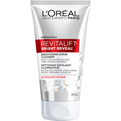 L'Oréal Paris Revitalift Brightening Daily Scrub Cleanser