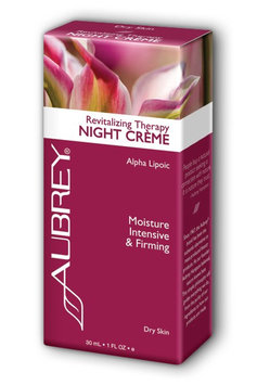 Aubrey Organics Revitalizing Therapy Night Creme
