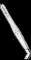 Revlon Compact Tweezer Slant Tip