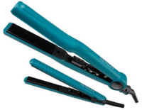 Revlon Essentials Ultra Straight Ceramic Flat Iron Travel Set