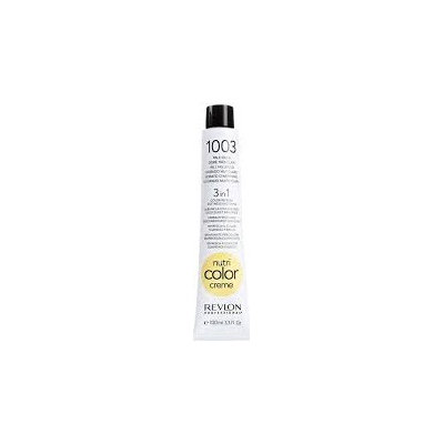 Revlon Professional Nutri Color Creme 1003 Pale Gold