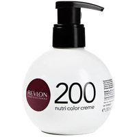 Revlon Professional Nutri Color Creme 200 Burgundy Violet