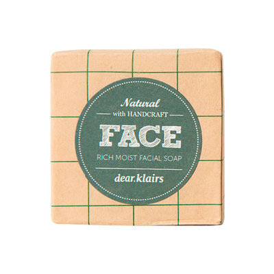 Dear, Klairs Face Rich Moist Facial Soap