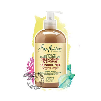 SheaMoisture Jamaican Black Castor Oil Rinse Out Conditioner