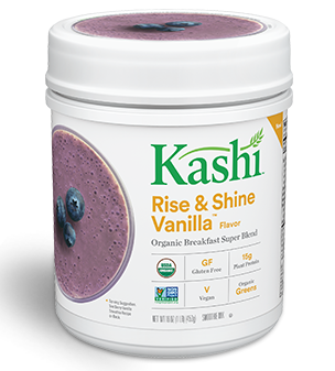 Kashi® Organic Breakfast Super Blends, Rise & Shine Vanilla