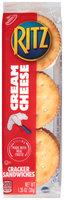 Nabisco RITZ Cream Cheese Cracker Sandwiches