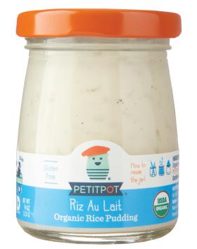 Petit Pot Organic Riz Au Lait