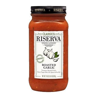 CLASSICO RISERVA Roasted Garlic Pasta Sauce