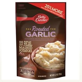 Betty Crocker™ Roasted Garlic Mashed Potatoes