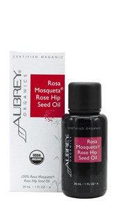 Aubrey Organics Rosa Mosqueta Rose Hip Seed Oil