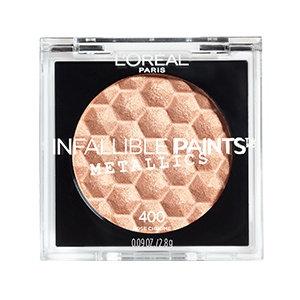 L'Oréal Paris Infallible Paints™ Metallics Eye Shadow