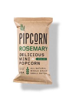 Pipcorn Rosemary Delicious Mini Popcorn