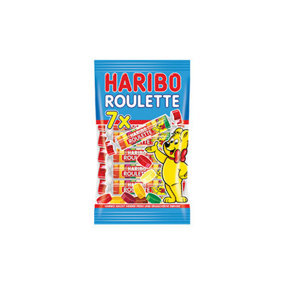 Haribo Roulettes