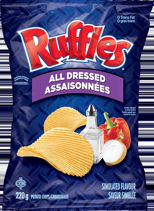 Ruffles® All Dressed