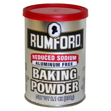 Rumford Reduced Sodium Baking Powder