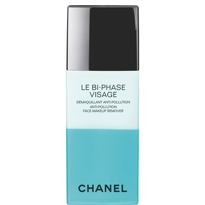 Chanel LE BI-PHASE VISAGE Anti-Pollution Face Makeup Remover