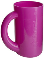Sassy Soft Touch Rinse Cup (Pink) - 1 ct.
