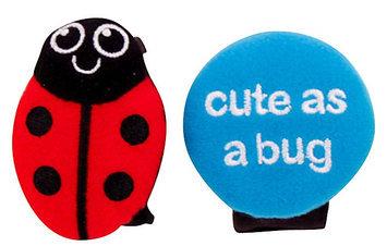 Sassy Ladybug And Cute As A Bug Charm Bands