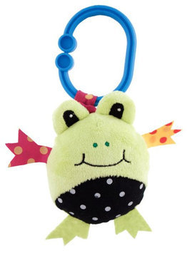 Sassy Jitter n' Go Friend Frog - 1 ct.