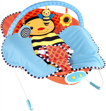 Sassy Cuddle Bugs Bouncer - Whimsical Bumble Bee - 1 ct.