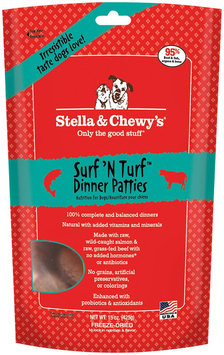 STELLA & CHEWY'S FREEZE DRIED DINNER