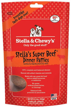Stella Chewy S Stella & Chewy's Super Beef Freeze Dried Dog Food