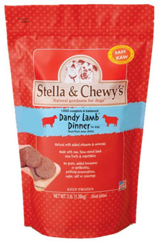 Stella & Chewy's Dandy Lamb Frozen Dinner