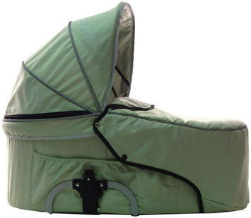 StrollAir SB54437G My Duo Bassinette - Green