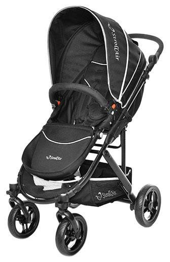StrollAir CosmoS Stroller - Black - 1 ct.