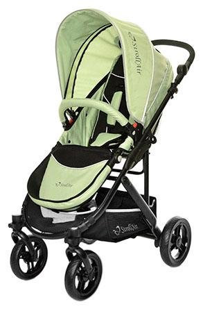 StrollAir CosmoS Stroller - Green
