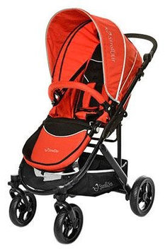 StrollAir CosmoS Stroller - Red - 1 ct.