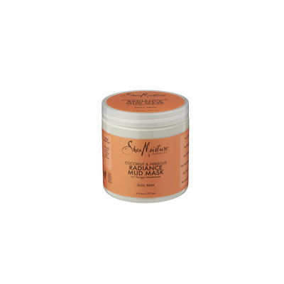 SheaMoisture Coconut & Hibiscus Radiance Mud Mask
