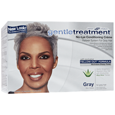 Gentle Treatment No-Lye Conditioning Creme Relaxer