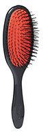 DENMAN Grooming Brush with Nylon Bristles