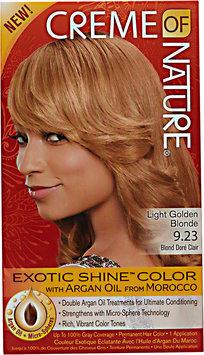 Creme of Nature Exotic Shine Color Light Golden Blonde