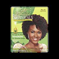 Soft & Beautiful Botanicals No Lye Hair Texturizer Kit