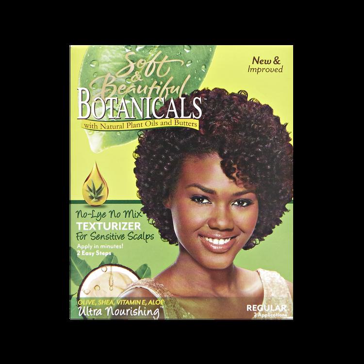 No Lye Texturizer For Natural Hair