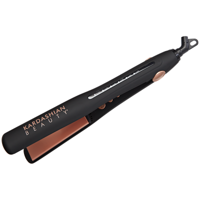 Kardashian Beauty Ceramic Hairstyling Iron 1 Inch Plates