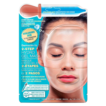 Dermactin-TS 2 Step Hyaluronic Acid Hydro Gel Mask
